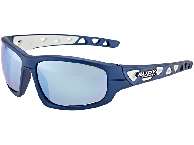 Rudy Project Airgrip Glasses Blue Metal Matte/Multilaser Ice